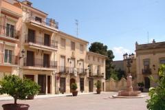 Plaza-Iglesia